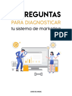 10 Preguntas Para Diagnosticar Tu Sistema De Marketing.pdf