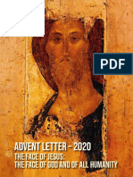 [English] Advent letter 2020 to the Vincentian Family