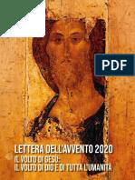[Italiano]Lettera dell'Avvento 2020 alla Famiglia Vincenziana