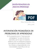 trabajofinal-intervencionpedagogicaenproblemasdeaprendizaje-160716200420
