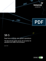 Inmarsat Aviation White Paper - SB-S Real-time Visibility into Global Operations