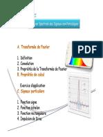 chapitre1_transformée de Fourier