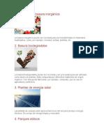10 proyectos de desarrollo sostenble