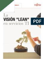 Visión LEAN en servicios TI (Fujitsu)