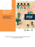 ALTERNATIVE REPORT ON THE  STATE OF CHILDREN'S RIGHTS IN MACEDONIA – FROM CHILDREN'S PERSPECTIVE  2020