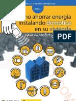 DOMOTICA Y AHORRO ENERGIA