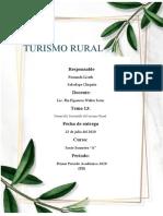 Taller 13 Desarrollo Sostenible del turismo Rural (1)