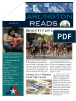 Arlington Reads 2010 Newsletter