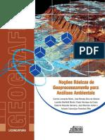 Livro NOÇÕES BÁSICAS DE GEOPROCESSAMENTO.pdf