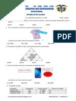 Matematic5 Sem 33 Guia de Estudio Porcentajes 5 Ccesa007