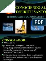 CONOCIENDO AL ESPIRITU SANTO.pptx