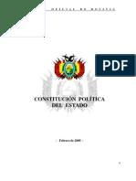 Constitución Política del Estado (Bolivia)