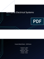 Airframe Electrical Complete Presentation PDF (2)