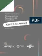 Patos de Minas - Relatório Executivo - MG - FINAL - 18-11-2020