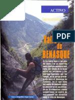 Cañones Valle de Benasque. Sergio Garasa. T&A may97