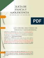 DIAPOSITIVAS LEY 1098 Y 1801