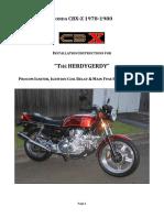 160204 Installation Instructions for Procom Igniter Kits Version 2.0