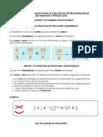 Guía para evaluación de Recuperación de Matemáticas 5º II Periodo 2020.docx
