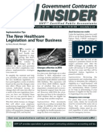 UHY Government Contractor Newsletter - February 2011