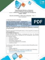 Guía de actividades y rúbrica de evaluación - Unidad 1 - Fase 2 - Contextualización.pdf