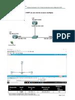 2 OSPF en una red de accesos múltiples