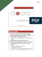 Chapter 2, Traffic Engineering Studies - 2.2 Volume.pdf