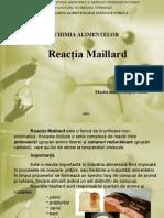 Bălan Adalgisa Reacţia Maillard
