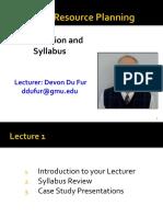 IT343 Spring 2011 Syllabus