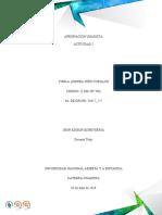 YISELA ANDREA NIÑO CUBILLOS N° DE GRUPO 80017_257