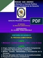 SEMANA XV PROCESO COMPETENCIAL (1)