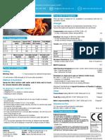 CC Data Sheet