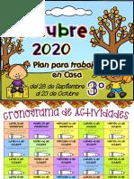 3RO- PLAN DE OCTUBRE