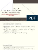 2. SOCIO POLITICAL AND ECONOMIC CONDITION IN THE PHILIPPINES.pptx
