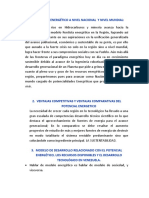 POTENCIAL ENERGÉTICO A NIVEL NACIONAL  Y A NIVEL MUNDIAL 2 ACTIVIDAD DE ESCENARIOS ENERGETICO