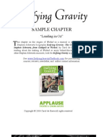 """Landing in Oz"" Sample Chapter from ""Defying Gravity,"" a Stephen Schwartz biography"