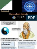 Urantia y los Numeros