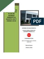 INFORME-DE-CUMPLIMIENTO-PMA-PLANTA-EMPACADORA-AGO-2017-ENE-2018.pdf