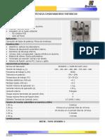 Ficha técnica condensadores trifásicos cilíndricos_DISPROEL