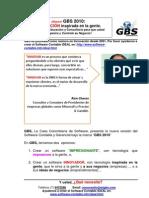 GBS, Innovaciones en el Software Contable, Módulo de Contabilidad General