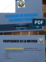 4° Refuerzo de biología