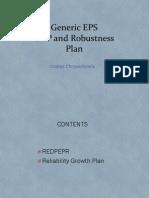 Generic EPS DVP-Robustness Plan