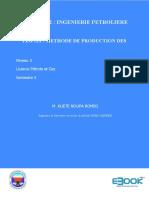 METHODE DE PRODUCTION