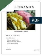 Edulcorantes Equipo 2