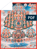Karma Kagyu Refuge Tree _ With Description