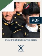 Plaquette Cycle ingénieur 2019
