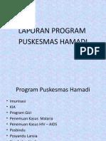 CAKUPAN GRAFIK PUSKESMAS HAMADI.pptx