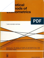 (Studies in Mathematical and Managerial Economics, Vol. 6) Edmond Malinvaud, Henri Theil - Statistical Methods of Econometrics-North-Holland (1980).pdf