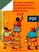 PCP - Contra Las Ilusiones Constitucionales