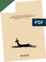 Ariano Suassuna - Iniciação àEstética.pdf