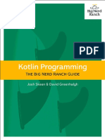 Kotlin Programming_ the Big Nerd Ranch Guide, First Edition - Josh Skeen & David Greenhalgh